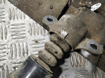 Амортизатор задний Citroen C4 2/408 9803764680