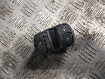 Блок управления стеклами Opel Corsa D 13258521