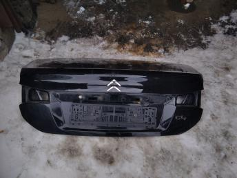 Крышка багажника Citroen C4 2 9802560580