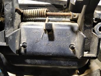 Ручка двери багажника наружная Chery Tiggo T116305230