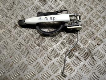 Ручка двери передняя правая Mitsubishi Lancer 10
