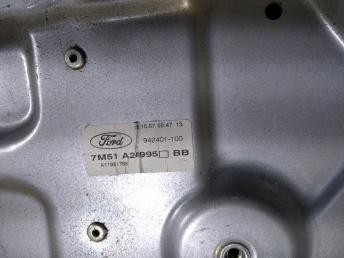 Стеклоподъемник задний левый Focus 2/C-MAX 1738644
