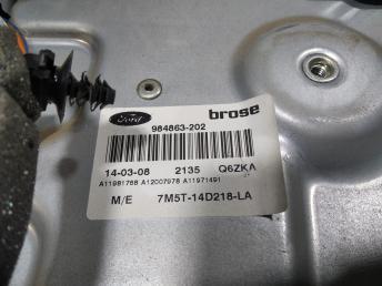 Стеклоподъемник задний правый Focus 2/C-MAX 1738648