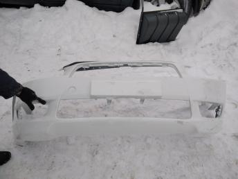 Бампер передний Mitsubishi Lancer 10 6400B913BA