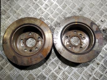 Диски тормозные задние Toyota Camry V40 4243133130