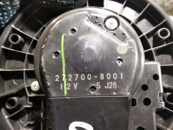 Моторчик печки Toyota 2727008001