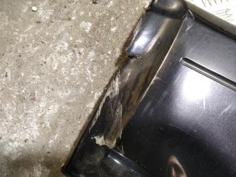 Накладка двери задней левой Kia Sorento 1 877513E500