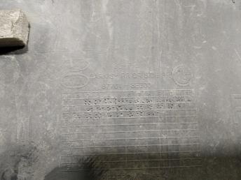 Накладка двери задней правой Kia Sorento 1 877503E500