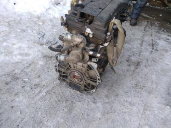 Двигатель в сборе Mitsubishi 2.0 4B11 1000C843