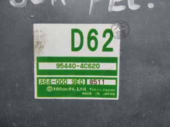 Блок управления АКПП Kia Sorento 1 954404C620