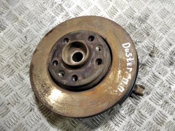 Кулак передний правый Renault Duster/Kaptur 8200881829