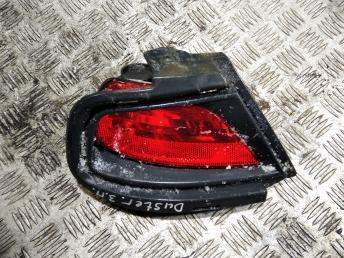Фонарь задний в бампер правый Renault Duster 265600001R
