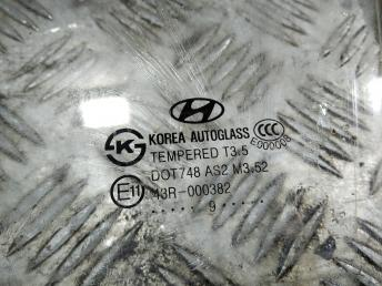 Стекло передней левой двери Hyundai Elantra 4 824112H010