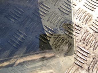 Стекло задней левой двери Chery Tiggo T116203010