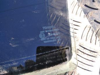 Стекло задней левой двери Toyota Auris E15 6811412750