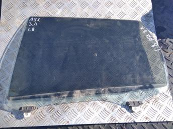 Стекло задней левой двери Mitsubishi ASX 5736A249