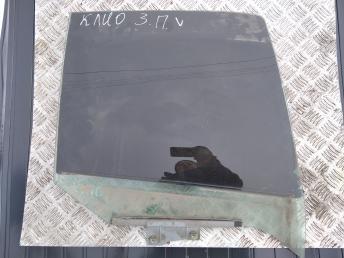 Стекло задней правой двери Renault Symbol 7700430720
