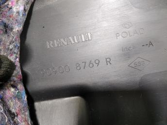 Обшивка двери багажника Renault Duster 909008769R