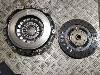 Сцепление (комплект) Renault Duster/Kaptur