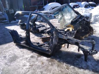 Правая часть кузова Kia Sorento 1 140139514R
