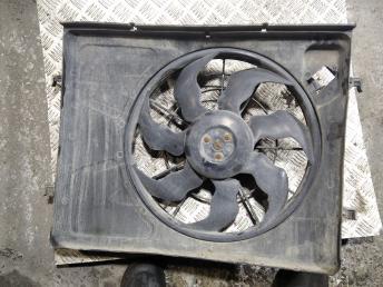 Вентилятор радиатора Hyundai Elantra 4/i30 976062H010