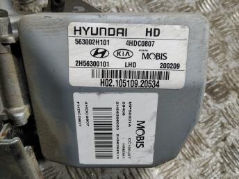 Колонка рулевая с ЭУР Hyundai Elantra 4 563002H101