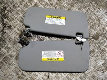 Козырек солнцезащитный Hyundai Elantra 4