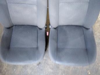 Сиденья передние комплект Nissan Almera G15