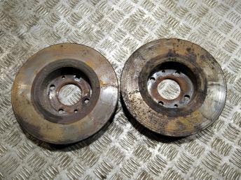Диски тормозные передние Nissan Almera G15 402064AA1A