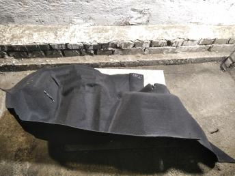 Обшивка багажника Datsun on-DO/Lada Granta 2190560701401