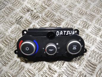 Блок управления печкой Datsun on-DO 275205PA0A