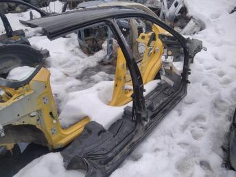 Четверть передняя правая Lada Granta/Datsun On-Do