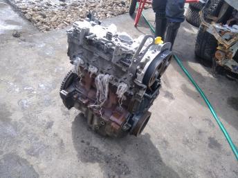 Двигатель в сборе 1.6 K4M 1010200Q6R
