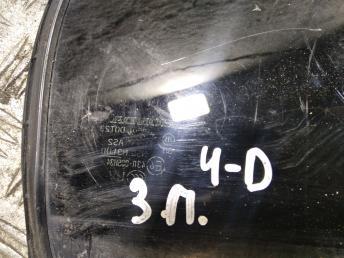 Форточка задней правой двери Honda Civic 4D 8 73405SNA000