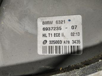 Фонарь задний левый BMW 7 E65/E66 рестайлинг 63216937235