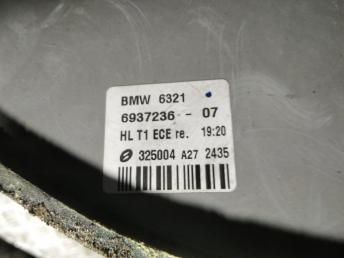 Фонарь задний правый BMW 7 E65/E66 рестайлинг 63216937236