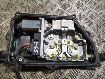 Механизм стояночного тормоза BMW 7 E65/E66 34406762606