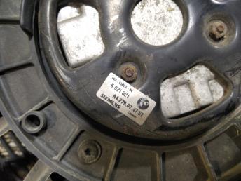 Вентилятор кондиционера BMW 7 E65/E66 64546921936