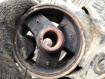 Опора двигателя Hyundai-Kia 219112H000
