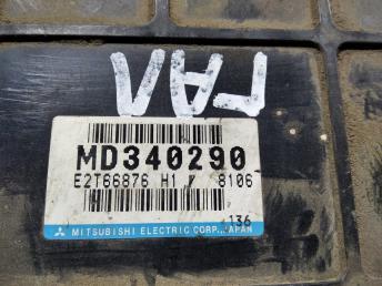 Блок управления двигателем Mitsubishi Galant EA MD340290