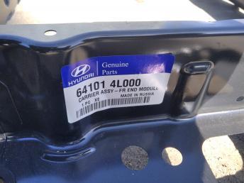 Панель передняя (телевизор) Hyundai Solaris новая 641014L000