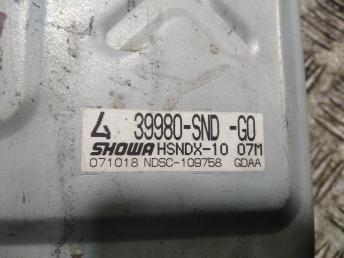 Блок управления ЭУР Honda Civic 4D 8