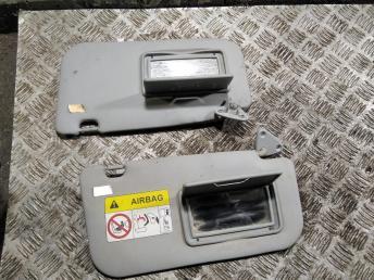 Козырек солнцезащитный Mitsubishi Lancer 10