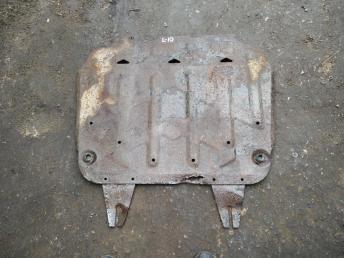 Защита двигателя Mitsubishi Lancer 10