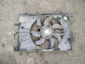 Диффузор вентилятора Chevrolet Cruze 13335181