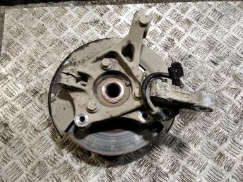 Кулак передний левый Chevrolet Cruze 13319480
