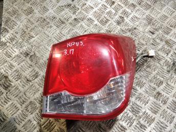 Фонарь задний правый наружный Chevrolet Cruze 95393942