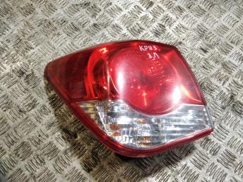 Фонарь задний правый наружный Chevrolet Cruze 95393941