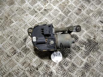 Моторчик стеклоочистителя левый Peugeot 407 0390241721