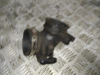 Патрубок воздушного фильтра Mazda 2/3 ZJ3813221